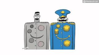 الزعيم 3 - رسومات أبو العبداللات