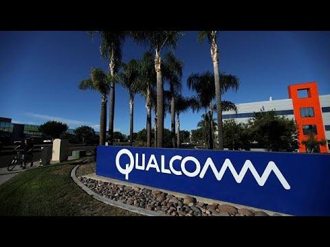 Trump blocks Qualcomm takeover by Broadcom