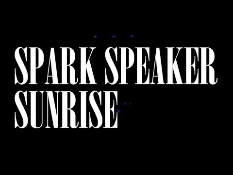 , title : 'SPRAK SPEAKER『SUNRISE』LIVE MUSIC VIDEO'