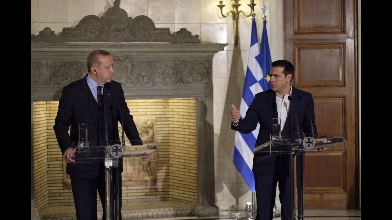 Δηλώσεις στη κοινή συνέντευξη τύπου με τον Πρόεδρο της Τουρκίας κ. Ρετζέπ Ταγίπ Ερντογάν