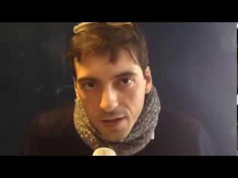 Sanremo 2014, intervista a Vadim