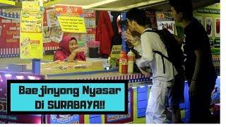 BAE JINYONG NYASAR DISURABAYA !?!? (With Abibayu dan Andy Sugar)
