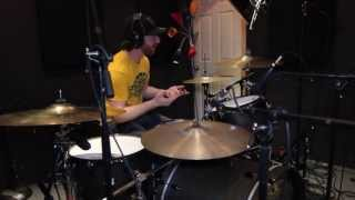 Beach Avenue - Studio Update [Drums]