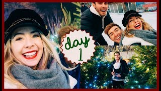 IT'S BEGINNING TO LOOK A LOT LIKE CHRISTMAS | VLOGMAS