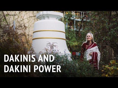 Tsultrim Allione – Dakinis and Dakini Power