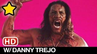 Nonton Zombie Hunter (2013) - Official Trailer [HD] - Danny Trejo Film Subtitle Indonesia Streaming Movie Download