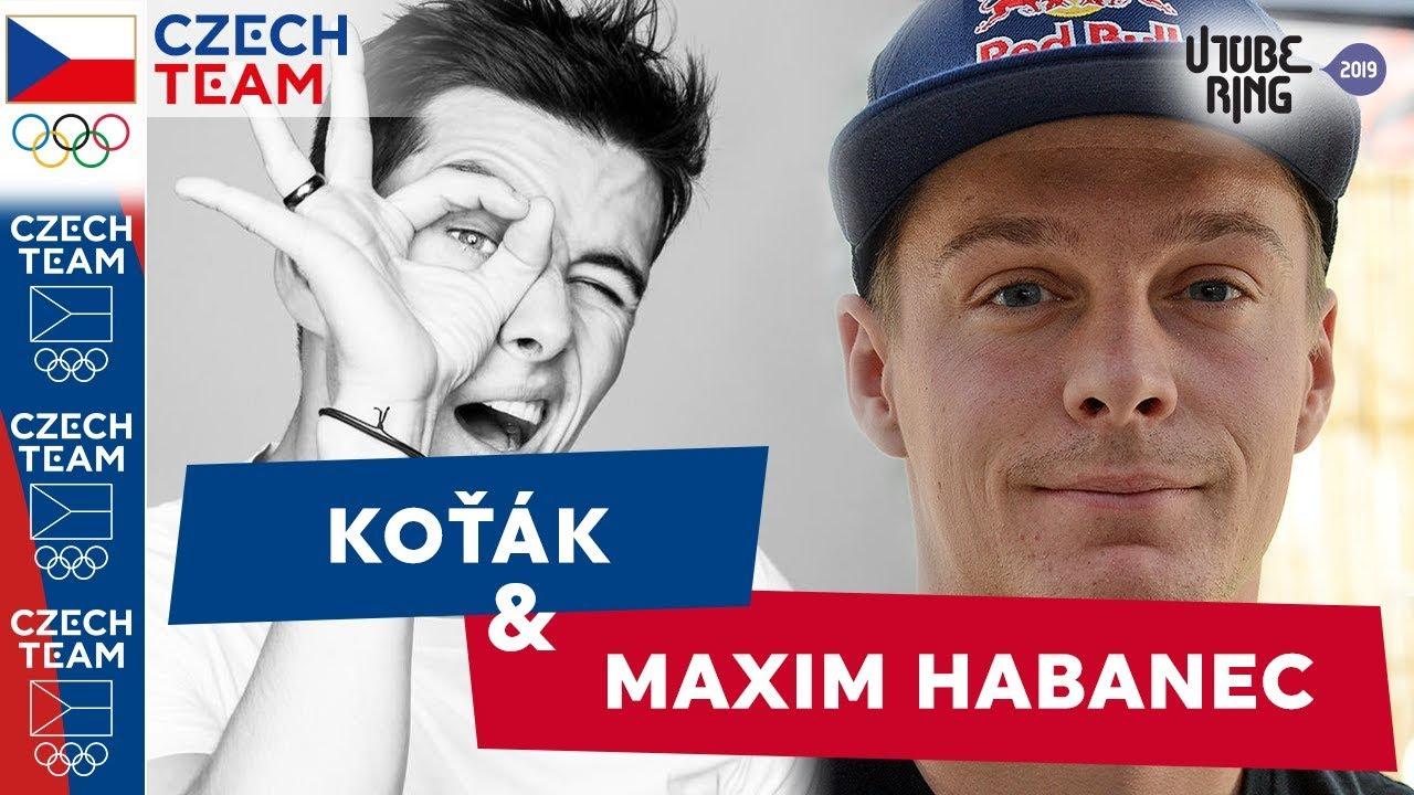 Maxim Habanec s Koťákem na Czech Team Stage