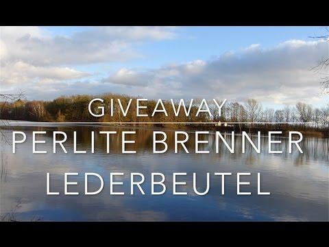 Test & Giveaway Perlit Brenner und Lederbeutel am TillySee