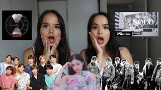 Video NON KPOP REACT TO KPOP PART 5 (jennie, Exo, Nct) MP3, 3GP, MP4, WEBM, AVI, FLV November 2018