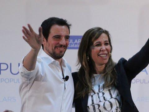 """Sánchez-Camacho: """"Los buenos gobiernos resuelven problemas, los gobiernos que fracasan adelantan elecciones"""""""