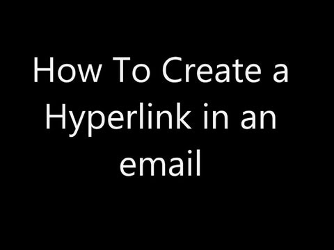 how to provide hyperlink