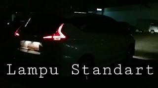 Video Lampu standart Mitsubishi Xpander MP3, 3GP, MP4, WEBM, AVI, FLV Desember 2017