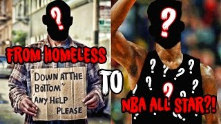 Video From HOMELESS to ALL-STAR? The NBA's Most Incredible Story! MP3, 3GP, MP4, WEBM, AVI, FLV Maret 2019