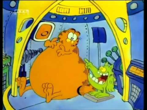 Garfield és Barátai – Az Óriás Macska