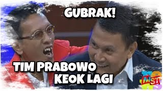 Video Gubrak! Tim Prabowo Kembali B4b4k B3lur MP3, 3GP, MP4, WEBM, AVI, FLV Oktober 2018