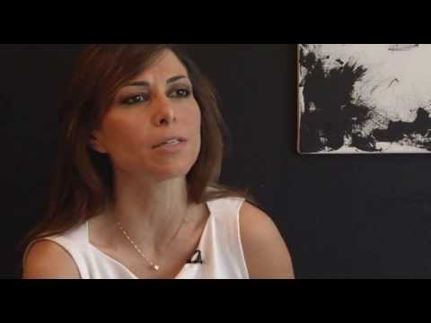 BBC World Interview with Genny Ghanimeh - Founder/CEO Pi Slice