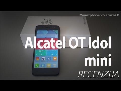 Alcatel touch mini фотография