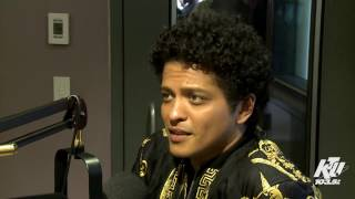 Bruno Mars Talks Working With Adele, The Super Bowl And Song '24K Magic' on 103.5 KTU