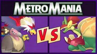 MetroMania S8 Quarter Final 2   Braviary & Mandibuzz vs Flapple & Appletun (SwSh Metronome Battle) by Ace Trainer Liam