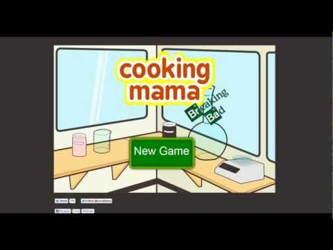 Cooking Mama Breaking Bad [Oneshot]
