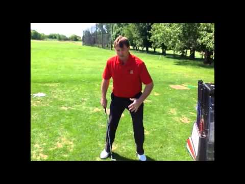 Lessons from Hylands – The feet in the golf swing