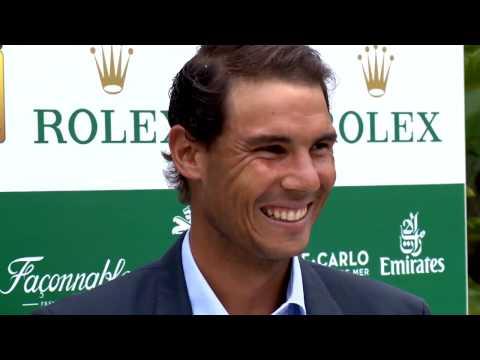 Tirage au sort du Monte-Carlo Rolex Masters