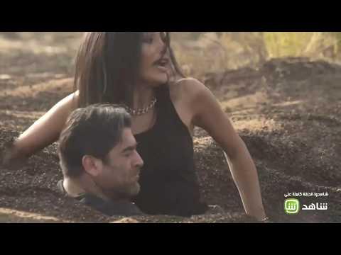 """وائل كفوري فى مشهد بطولى محاولا إنقاذ من معه في"""" رامز تحت الأرض"""""""