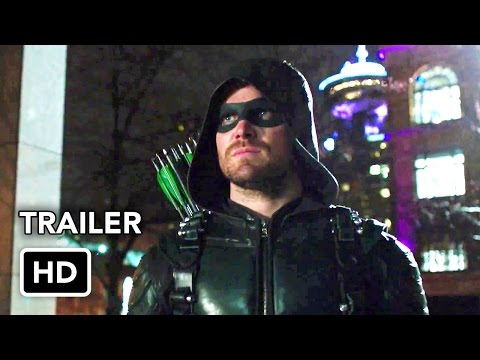 Arrow Season 5 Sizzle Reel Promo