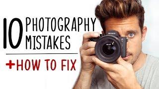 Video 10 Beginner Photography Mistakes + How To Fix MP3, 3GP, MP4, WEBM, AVI, FLV Juni 2019