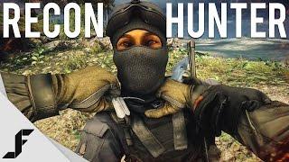 RECON HUNTER - Battlefield 4