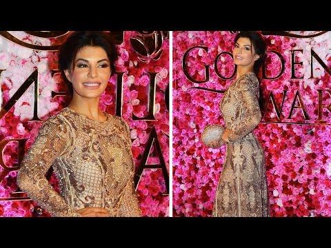 Gorgeous Jacqueline Fernandez At Lux Golden Rose A