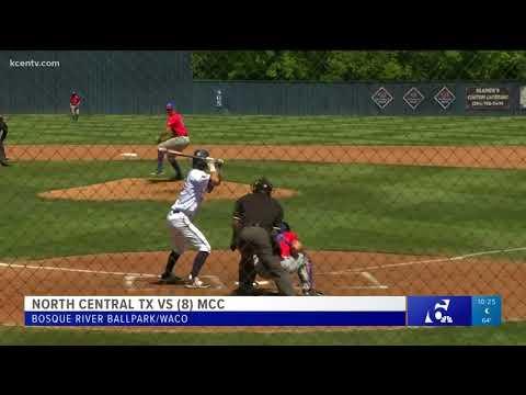 North Central TX vs (8) MCC