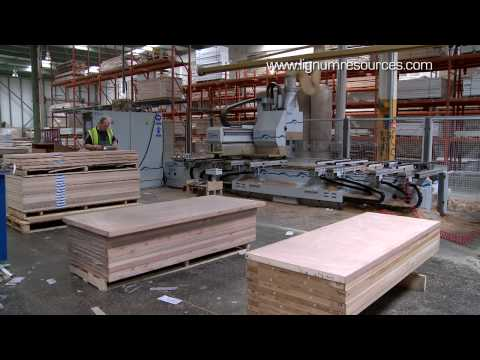 Have a look through our factory - Lignum Resources