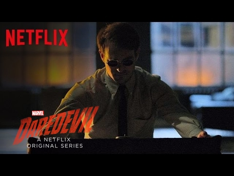 Daredevil (Promo 4 'The Man Behind the Hero')