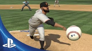 MLB 13 The Show | Opening Day: Giants vs Dodgers