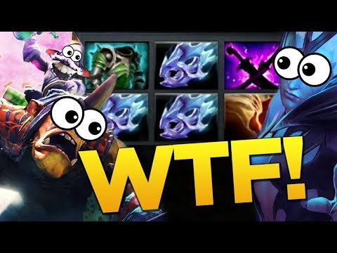 Reddit wtf - WTF Moments in Dota 2 - 7.07 Dueling Fates Patch
