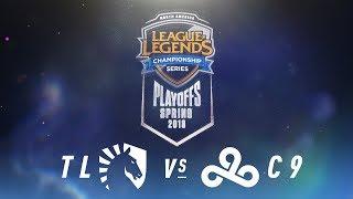Video TL vs. C9  | NA LCS Spring Playoffs | Quarterfinals Game 2 | Team Liquid vs. Cloud9 (2018) MP3, 3GP, MP4, WEBM, AVI, FLV Agustus 2018