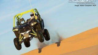 8. 2015 Can-Am Maverick X ds Turbo First Ride - 4WheelDirt