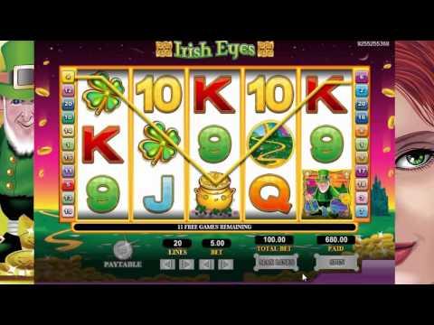 Irish Eyes slot game [GoWild Casino]