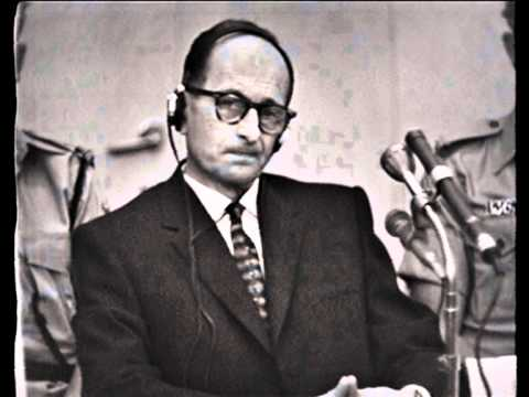 Eichmann Trial - Session No. 12 , 13