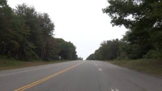 Stonington (CT) United States  city photo : Driving on Route 1 South in Stonington, CT