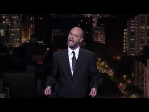 Stand up comedy - Comedian Ted Alexandro
