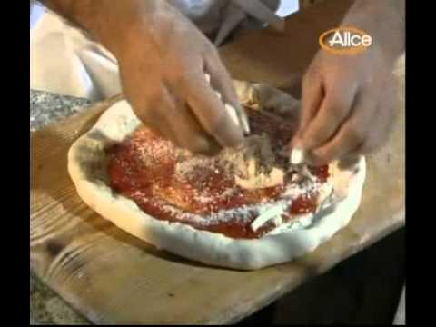Pizza con Cornicione Imbottito