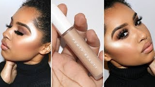 Fenty Beauty Concealer?! Is This  Real?   Fenty Beauty Pro Filter Concealer