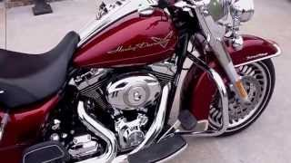 9. 2009 Harley Davidson Road King