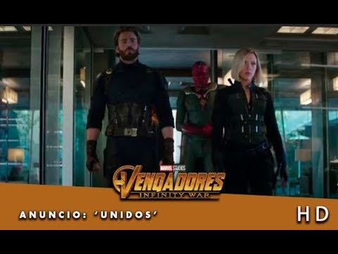Vengadores: Infinity War - Anuncio oficial Super Bowl en español?>