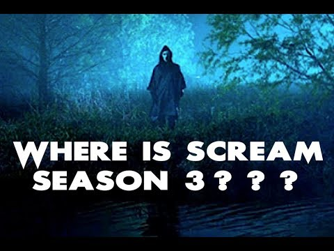Scream Season 3 Update