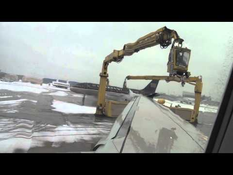 Aircraft Deicing Philadelphia International