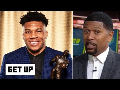 The Bucks and Celtics edge out the 76ers on Jalen's top playoff teams in the East  | Get Up