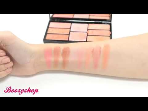Freedom Freedom Pro Blush Palette Peach and Baked